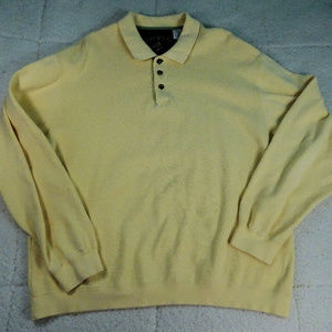 Orvis Yellow Fly Fishing, Trout Pullover X-Large